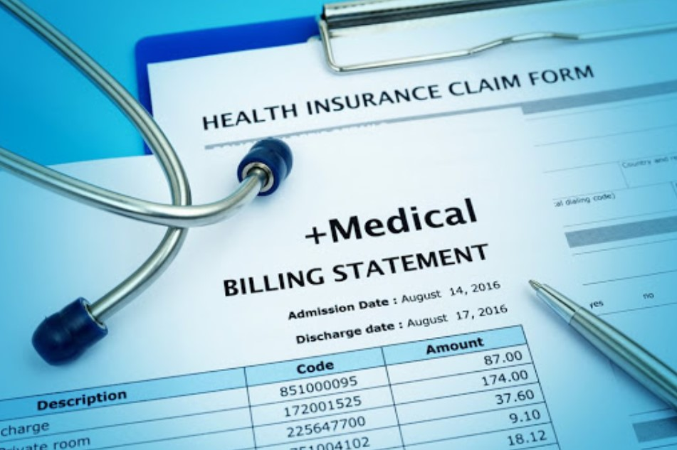 What is a technical component in medical billing?